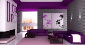 Modern-beautiful-purple-living-room-decoration-ideas-with-comfortable-purple-sofa-set-Purple-Living-Room-Decor-Design-Ideas