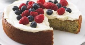 Pistachio-and-Yoghurt-Cake