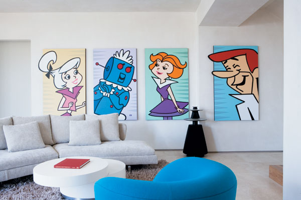 Pop Art Decoration Touch In Your Home What Woman Needs