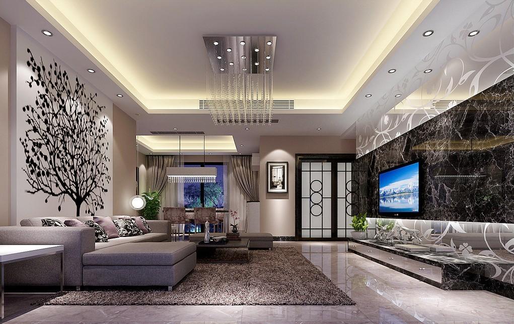 Strange Modern Pop False Ceiling Designs For Living Room 2015 Ceiling Largest Home Design Picture Inspirations Pitcheantrous