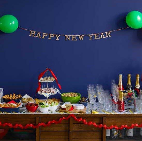 eve party decoration ideas - photo #34