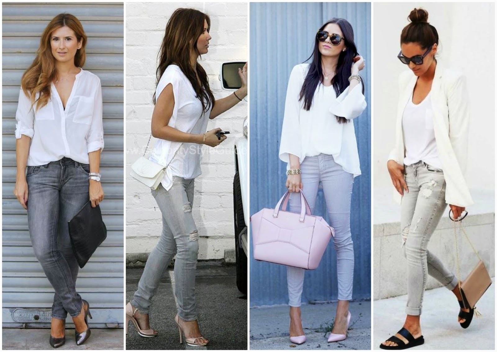 Innovative ways to wear jeans outfits ideas u2013 What Woman Needs