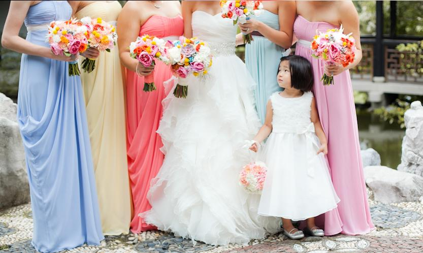 The most lovely collection of engagement dresses in pastel colors ...