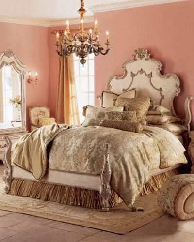 Chandeliers Bedroom Design : The latest designs of italian bedroom what woman needs