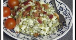 how to make Peas Salad