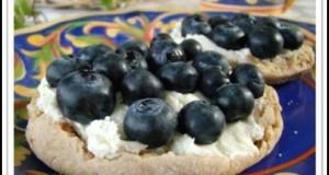 Mock Blueberry Cream