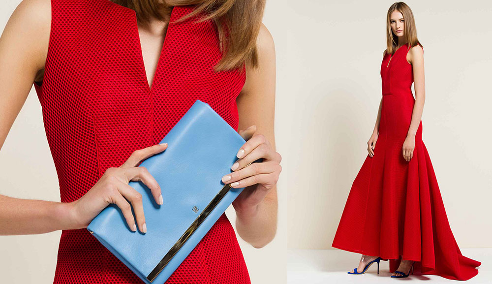 The New CH Carolina Herrera Fashion Collection For Spring 2016 What Woman Needs