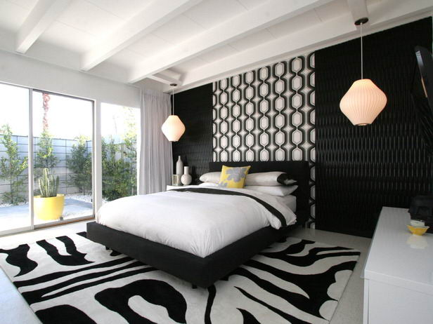Bedroom Ideas Black And White great collection of black and white bedrooms 2016 – what woman needs