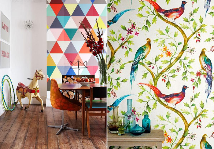 Unusual Wallpapers For Walls Latest Wallpapers deco...