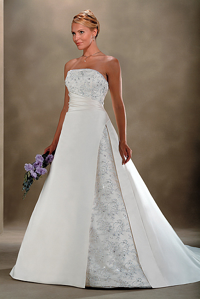 Various wedding dresses styles of spring summer 2016 for Wedding dress cuts