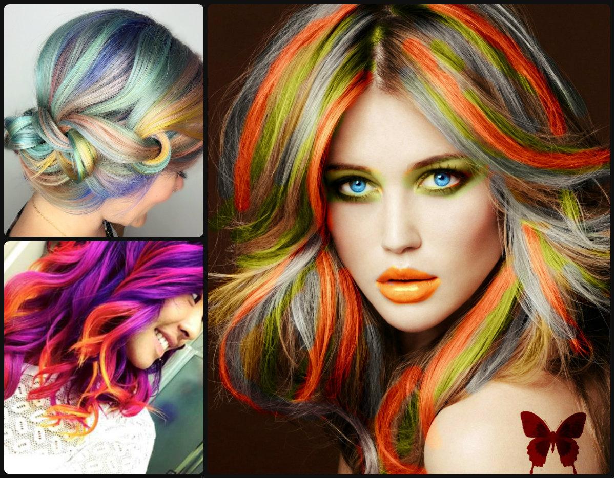 رنگ سال اروپا Latest hair dye color for summer – spring 2016 – What ...