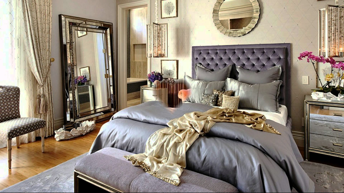 Best decor tips to choose the bedroom decor what woman needs Tips to decorate small bedroom