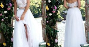 sexy-boho-wedding-dresses-two-pieces-beaded-high-neck-backless-beach-bridal-gowns-lace-tulle-a-line-ball-gown-2016-cheap-custom-made-online-with-10439piece-on-hjklp88s-store-dhgatecom