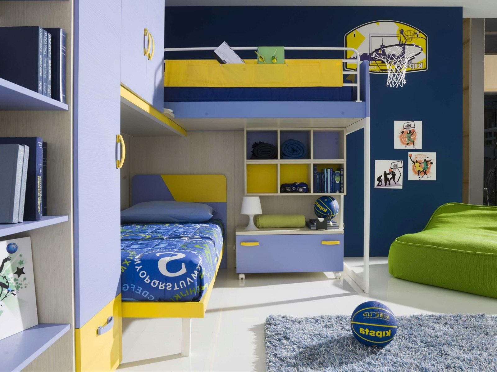 Colors and decorating ideas of children s bedrooms what woman needs - Bedroom for kids ...