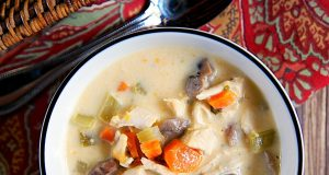 creamy chicken and mushroom soup (2) copy