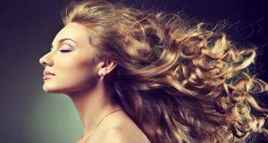 wavy hair